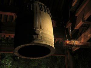 除夜の鐘の意味や由来は?108回にはこんな秘密があった!