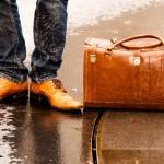 雨に濡れた靴の臭い!早く乾かす・臭いを消す簡単3ステップ