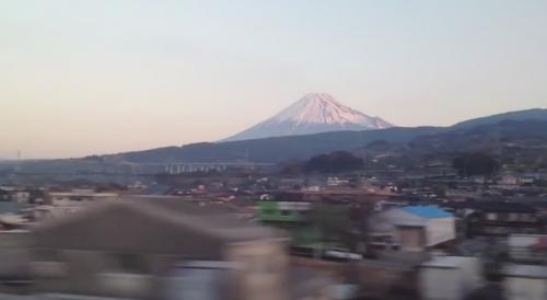 富士山(下り