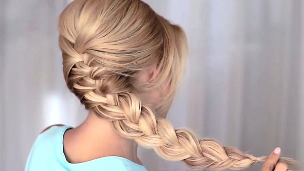 アナ 髪型